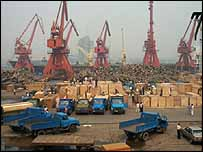 """photo from the report """"China and the global market for forest products"""