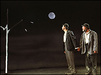 Image from a previous Beckett production