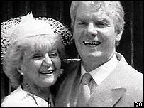 Lynne Perrie and Geoff Hinsliffe