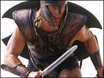 Brad Pitt como Aquiles