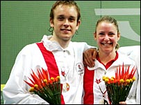 James Willstrop and Vicky Botwright