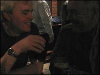 John Preston and Dougie Speirs