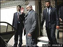 رئيس الوزراء الفلسطيني المكلف إسماعيل هنية