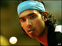 Sharath Achanta, who won men's table tennis gold in Melbourne