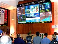 Australian Stock Exchange (2001)