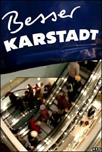 KarstadtQuelle store