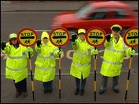 School patrol staff