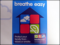 Breathe easy logo