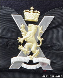 Royal Regiment badge