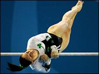 NI gymnast Katie Slader