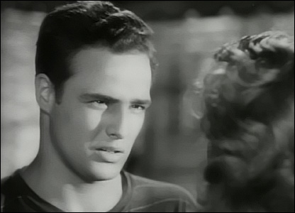 Marlon Brando audition courtesy of Warner Bros. Entertainment Inc. All rights reserved.