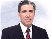 El secretario mexicano de Salud, Julio Frenk