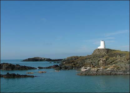 Gareth Roberts from Bangor took this picture at Ynys Llanddwyn