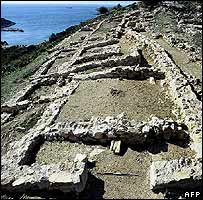 Ancient Mycenaean citadel found on Salamis