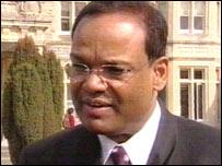 Dr Mathi Chandrakumar