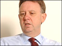 Mark Clare, British Gas managing director