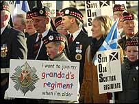 Regiment campaign