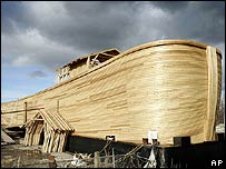 Johan Huibers' replica of Noah's Ark
