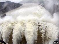 Chinese dam