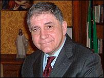 Rocco Buttiglione, Italian minister