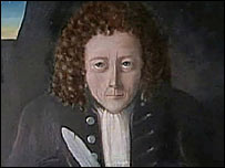 Dr Robert Hooke