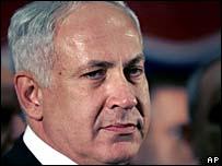 Likud leader Binyamin Netanyahu