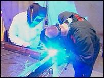 welding in prison