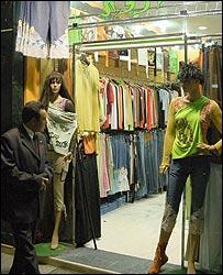 Shop in Tripoli, Libya (photo: courtesy of Wael Deredy)