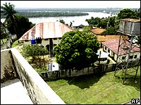 Charles Taylor's Nigerian home