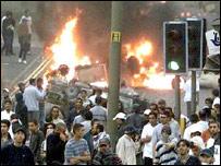Bradford riot