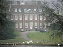 Ramsbury Manor, near Marlborough in Wiltshire