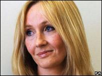 Joanne K. Rowling, Quelle: BBC