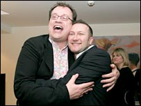 Russell T Davies and Phil Collinson