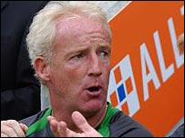 Celtic's Tommy Burns