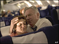 A scene from United 93
