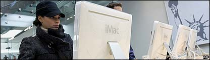 People using Apple Macs