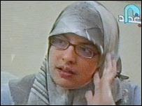 Jill Carroll speaks on Baghdad Television