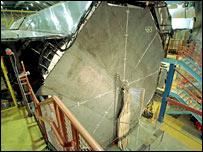 Detector at Soudan Underground Laboratory (Image: Fermilab)