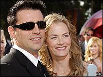 Matt and Melissa McKnight