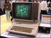 Apple II computer