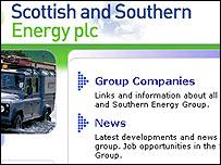 S&SE web site