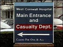 West Cornwall Hospital