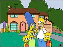 Los Simpsons.
