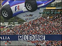 The 2006 Melbourne Grand Prix