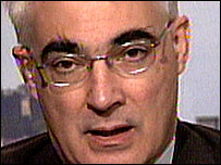 Alistair Darling, Transport Secretary