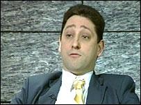 Rodney Berman on the Politics Show