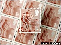 UK stamps