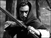 Patrick Troughton as Robin Hood