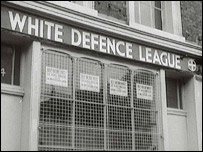 White Defence League headquarters