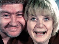 Gregor Fisher and Elaine C Smith